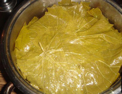 Вкусная долма пошаговый рецепт с